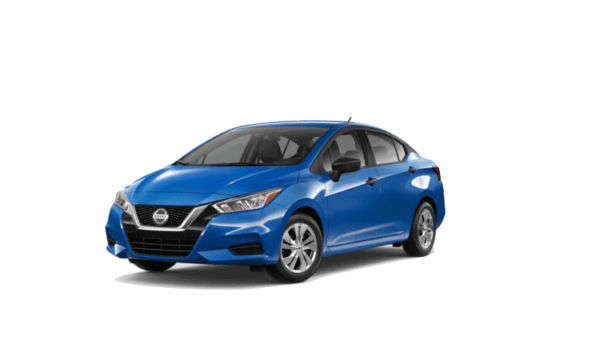 Top 10 Cheapest American Cars To Buy In 2020: 2020 Nissan Versa S