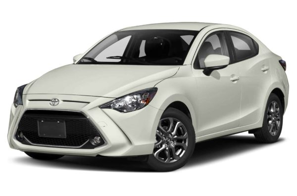 Top 10 Cheapest American Cars To Buy In 2020: 2020 Toyota Yaris L Sedan