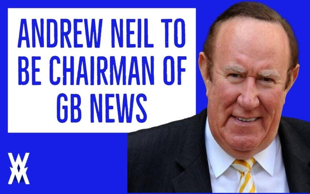 GB News channel andrew neil