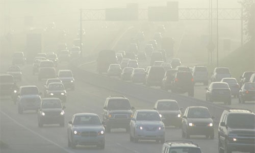 Top 10 Countries With Worst Air Pollution: Bahrain