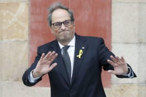 catalan president Catalonia independence