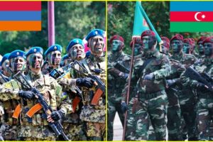 Armenia vs Azerbaijan military comparison