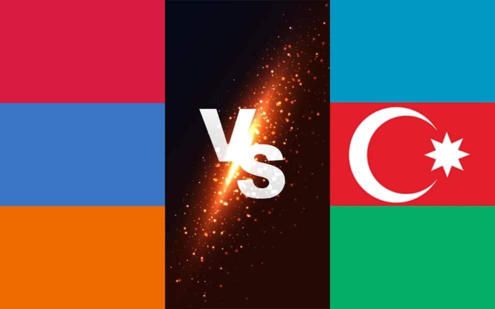 Turkey F-16 jets Armenia vs Azerbaijan clash