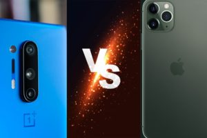 OnePlus 8 Pro vs iPhone 11 Pro camera