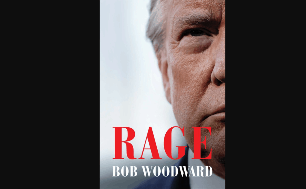Woodward book PDF Download Rage makes shocking revelations about Trump as release date nears