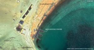 assault patrol boats satellite images Pangong TSO