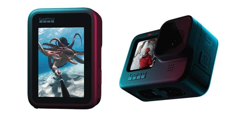 GoPro Hero 9 design colors