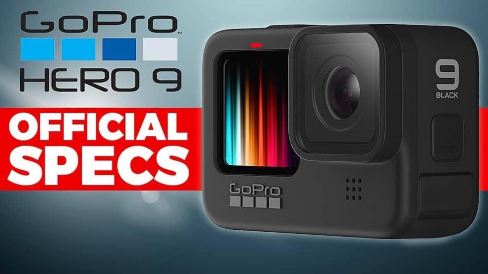 GoPro Hero 9 unboxing video