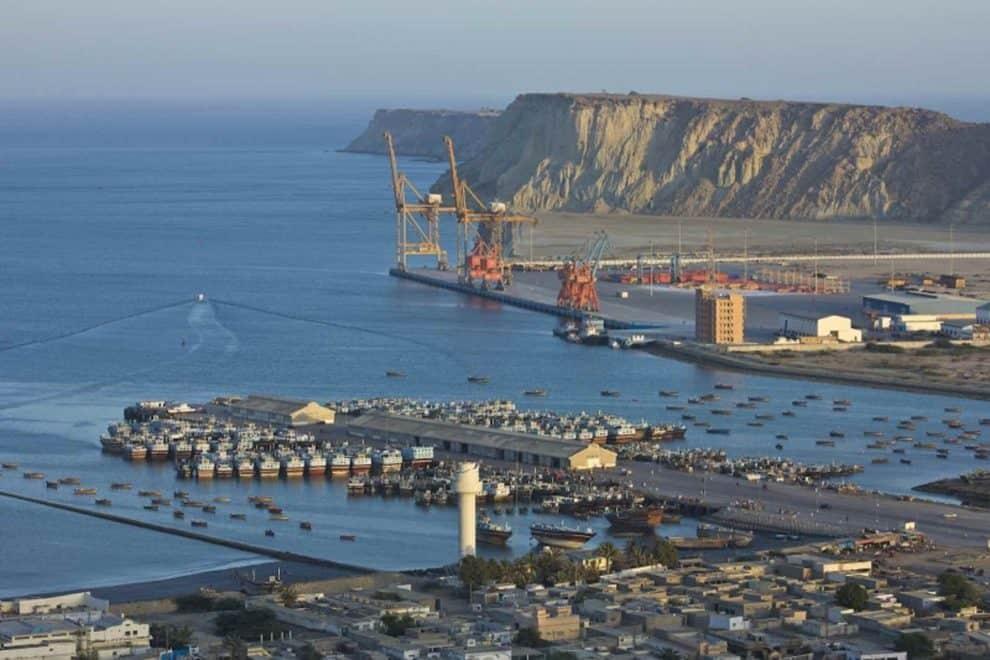 China-Pakistan economic corridor CPEC Gwadar