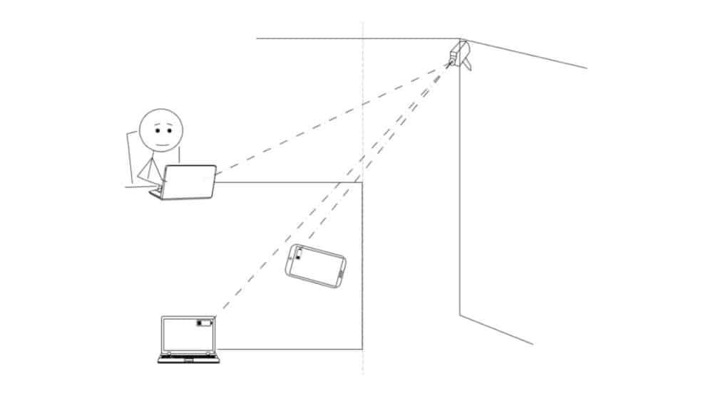 Huawei Patent Wireless Charging Distance Laser Tech