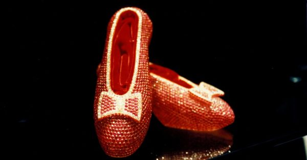 Top 10 Most Expensive Shoes In The World: Ruby Slippers
