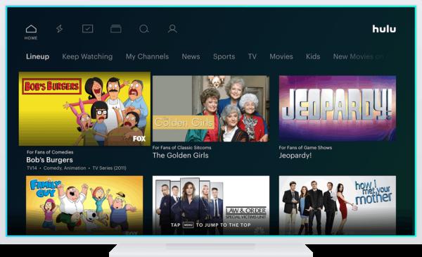 Top 10 Netflix Alternatives: Hulu