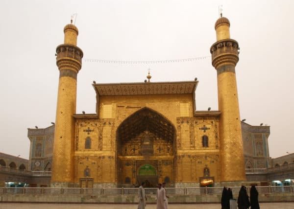 Top 10 Biggest Mosques In The World: Imam Ali Mosque
