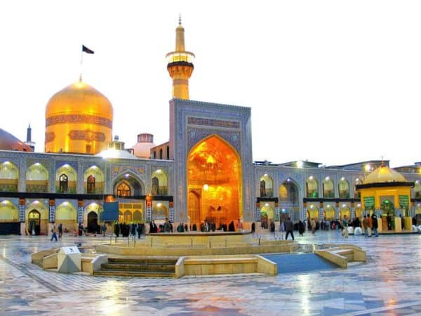 Top 10 Biggest Mosques In The World: Imam Reza Shrine