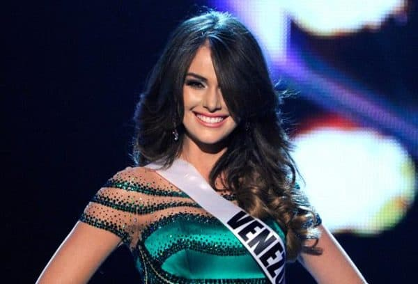 Top 10 Countries With Most Beautiful Girls: Venezuela