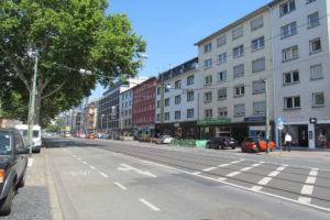 Gallus district of Frankfurt