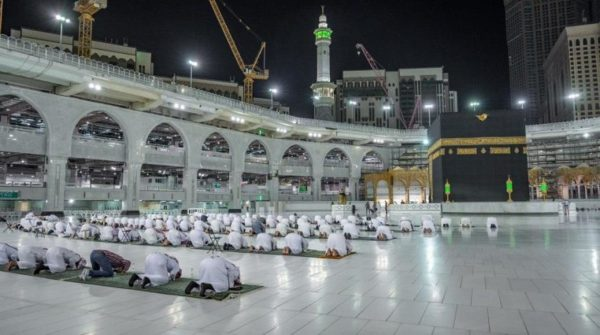 Top 10 Biggest Mosques In The World: Masjid al-Haram