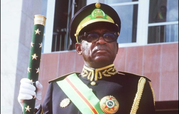 Top 10 Most Corrupt Politicians In The World: Mobutu Sese Seko