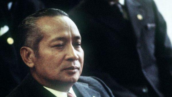 Top 10 Most Corrupt Politicians In The World: Suharto