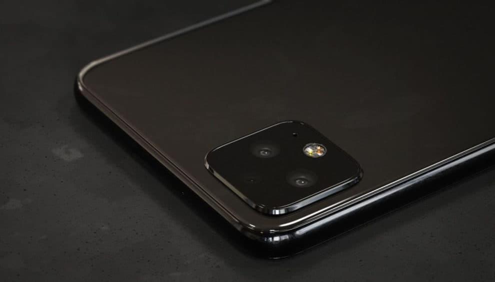 Google Pixel 5s photos Leak