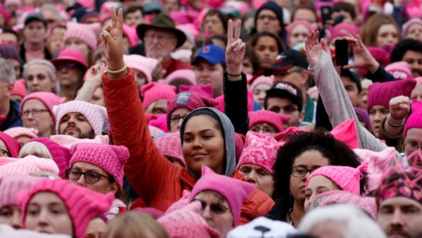Top 10 Largest Protests In The US: 2018 Women's March