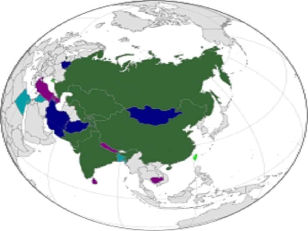 Shanghai Cooperation Organization SCO
