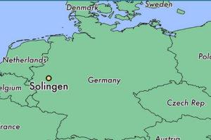 Soligen Germany 5 dead children