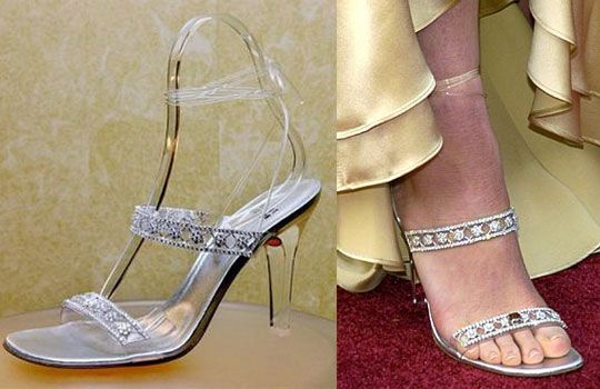 Top 10 Most Expensive Shoes In The World: Cinderella Slippers