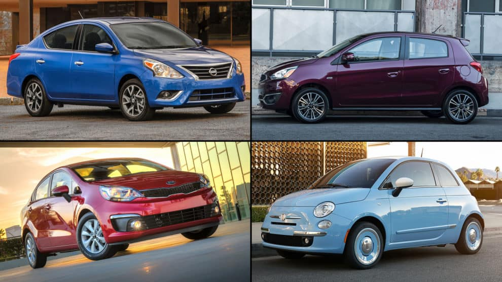 Top 10 Cheapest American Cars 2020