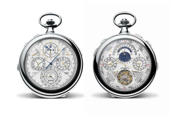 Top 10 Most Expensive Watches In The World: Vacheron Constantin 57260
