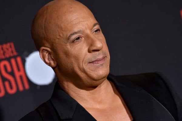 Top 10 Highest Paid Actors In The World: Vin Diesel