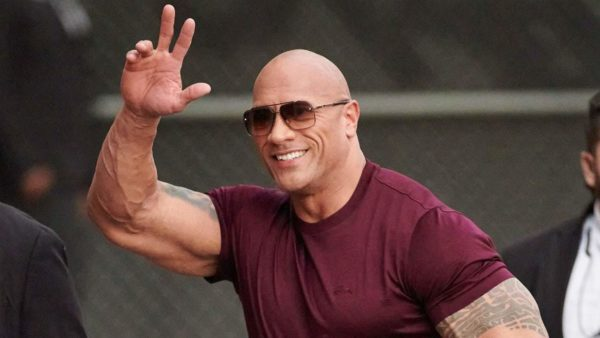 Top 10 Highest Paid Actors In The World: Dwayne Johnson