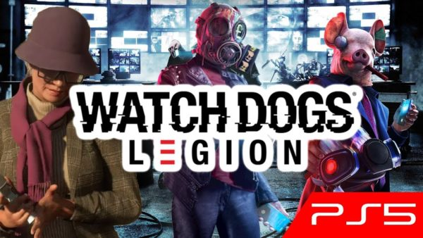 Top 10 Best PS5 Games: Watch Dogs Legion