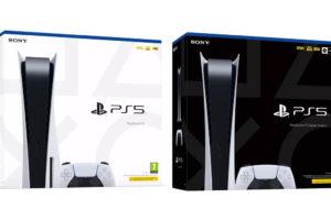 PS5 Digital Edition Pre Order