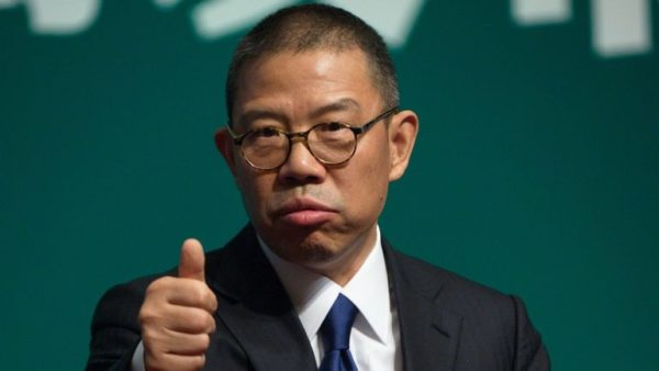 Top 10 Richest People In Asia: Zhong Shanshan
