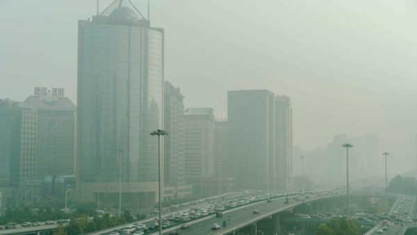 Worst Air Pollution China
