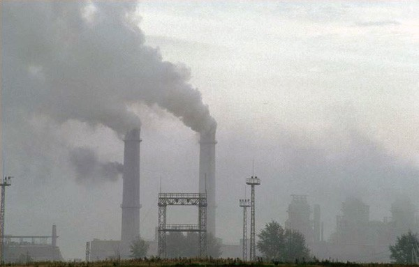 Top 10 Countries With Worst Air Pollution: Dushanbe