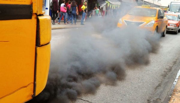 Top 10 Countries With Worst Air Pollution: Mexico