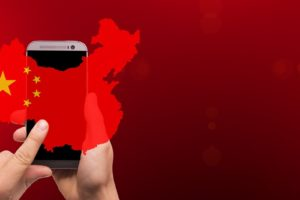 China tracking India Chinese phones