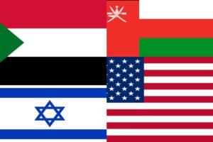 Oman Sudan normalize relations Israel