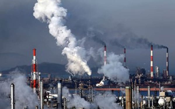 Top 10 Countries With Worst Air Pollution: United States
