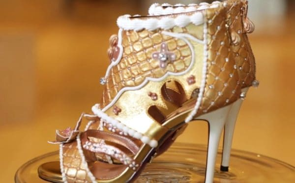 Top 10 Most Expensive Shoes In The World: Debbie Wingham High Heels