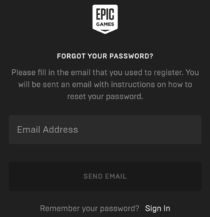 Save Your Fortnite Account If You Log in With Apple ID