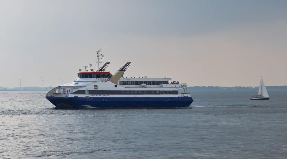 Pakistan ferry service