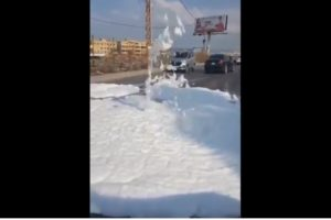 video soap lebanon road