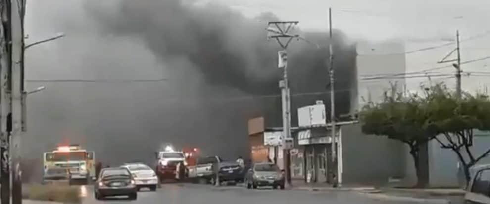 grenade attack Hardware store Cabimas Venezuela