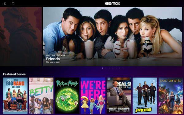 Top 10 Netflix Alternatives: HBO Max