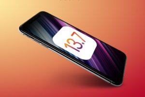 iOS 13.7 Release Date