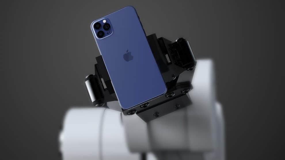 iPhone 12 Dark Blue Color