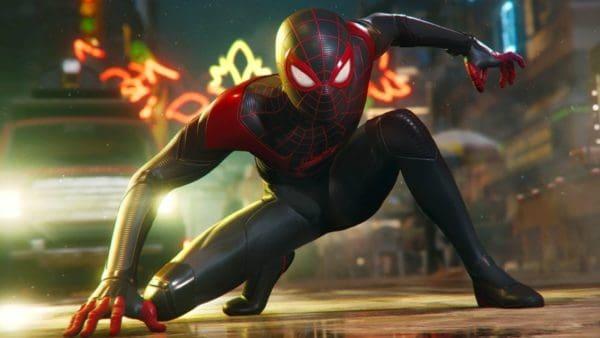 Top 10 Best PS5 Games: Spider Man